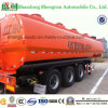 Shengrun 3alxes Carbon Steel Oil Tanker Trailer