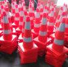 Cono di traffico di sicurezza della barriera della strada
