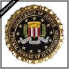Het federale Kenteken van de Speld van het Metaal van de Dienst voor Gift (byh-10326)