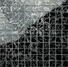 熱い販売によって貯蔵される項目正方形の形の銀のパタングラスのモザイク