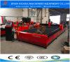 CNC Máquina cortadora de Plasma de buena calidad y la taladradora con antorcha de llama