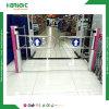 Puerta de oscilación mecánica de la entrada del supermercado