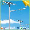 Ce IEC RoHS Soncap FCC aprobó la energía solar LED 30W de luz de la calle