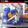 De plastic Lijn van de Was van het Recycling voor HDPE PE pp ABS het Plastiek van PC