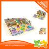 Rosafarbenes Baby-weicher Spiel-Geräten-Kind-Innenplatz für Verkauf