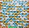 Arte a cristallo interna del mosaico delle mattonelle delle mattonelle della parete della STAZIONE TERMALE (KSL-C11177)