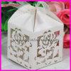 Laser découpant la boîte à sucrerie, cadre Wedding de faveur, cadre de papier (SD-WB1004)