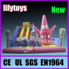 Bouncers gonfiabili/parco di divertimenti gonfiabile di Slide/Inflatable