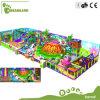 Matériel d'intérieur de cour de jeu d'enfants vente en plastique des prix raisonnables de bonne
