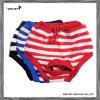 L'animale domestico Mare-A strisce copre i pantaloni del cane (SPO6001)