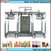 Máquina de rellenar grande aséptica de bolso de la Doble-Pista
