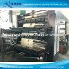 6 Farben-Typ ökonomische Flexogharpic Drucken-Maschine