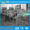 Machine commerciale d'enveloppe de rétrécissement de bouteille d'animal familier/machine emballage en papier rétrécissable
