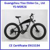 E-Bici della spiaggia della montagna di Hurmer con la rotella grassa della gomma