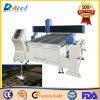 Máquina personalizada do cortador do plasma do CNC de China para aço do ferro/o de alumínio/o inoxidável