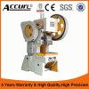 Deep Chamar Mecânica Prima, Punch Press, Máquina de perfuração excêntrico, pressione
