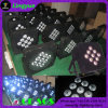 9X12W RGBW DMX DJ de la etapa Luz LED PAR
