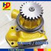 Pc300-3 de Pomp van het Water S6d125 voor de Delen van de Dieselmotor Kumatsu