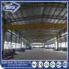 Gruppo di lavoro economico del fabbricato industriale della struttura d'acciaio