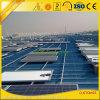 6061 штампованный алюминий солнечная панель рамы для алюминиевых солнечной топливораспределительной рампе