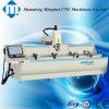 3 Mittellinien-Aluminium CNC Bearbeitung-Mittelbohrung-klopfende Prägemaschine