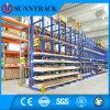 A cremalheira Cantilever do armazenamento irregular da carga com ISO9001 aprovou
