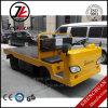工場価格3.0tのプラットホームのDCモーターを搭載する完全な電気トレーラートラックのトラック