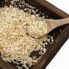 Sécher les flocons de haute qualité de l'Ail Ail Ail en poudre blanche de granules
