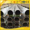 Dissipador de calor de alumínio industrial personalizado da circular da extrusão