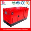 10kw geluiddichte Generator met Elektrische Aanzet