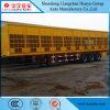 Eje 3 Cuadro Heavy Duty remolque semi de logística de transporte