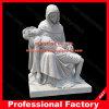 Granit Regilious Statue Granite Sculpture für Church oder Garten