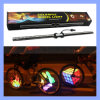 Lichten van het Wiel van de Fiets van de Kleurrijke 128 LEIDENE DIY RGB Programmeerbare Pret van de Fiets
