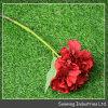 Flores puras artesanais de peônia artificial para decoração de casamentos