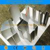 Aluminum anodisé Extrusion Profile pour la pièce de Cleaning