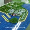 Масштабная модель зодчества электростанции (BM-0667)