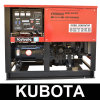 Generierung Set mit Kubota Motor (ATS1080)