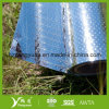 Isolation thermique Feuillet en aluminium à double face Scrim Kraft