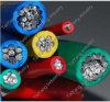Alambres eléctricos coloridos del PVC