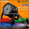 18*10W popolare Waterproof IP65 LED PAR Can Lighting