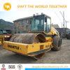 Shantui 단 하나 드럼 도로 롤러 쓰레기 압축 분쇄기