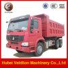 10 wiel 30 de Vrachtwagen van de Stortplaats van het Zand van de Vrachtwagen van de Kipper van de Ton HOWO