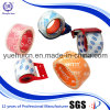 Cinta cristalina del embalaje de la base de la impresión del servicio libre del OEM