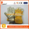 2017 Ddsafety Pig зерна кожаные перчатки рабочие перчатки