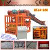Maquinaria Semi automática do bloco de cimento de Qtj4-26c para África