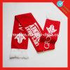 Изготовленный на заказ шарф клуба шарфа вентилятора для сбываний