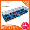 Kleinkind-Trampoline-Unterhaltungs-Geräten-Gymnastik-Trampoline mit Netz