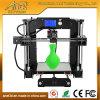 Stampante da tavolino veloce del prototipo DIY Fdm 3D di alta qualità redditizia