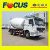 8/9cbm Hinoの具体的なミキサーのトラックか中継ミキサーのトラックまたはトラックのミキサー