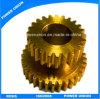 Latón hardware del engranaje de piezas de repuesto para el motor del engranaje de transmisión